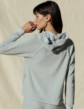 Load image into Gallery viewer, Sherpa Raglan Hoodie