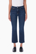 Load image into Gallery viewer, Colette Crop Flare Jeans