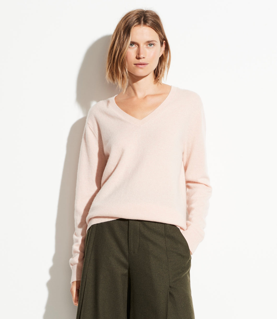 Weekend V-Neck Cashmere Sweater