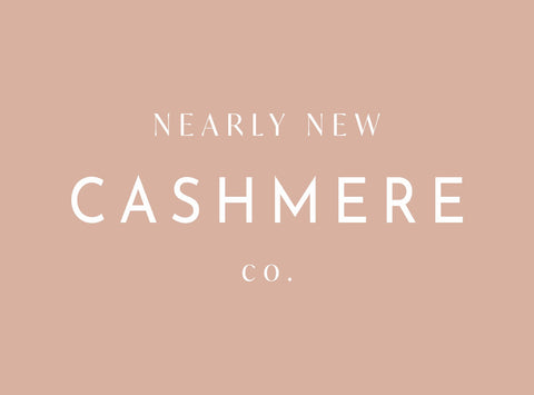 Nearly New Cashmere