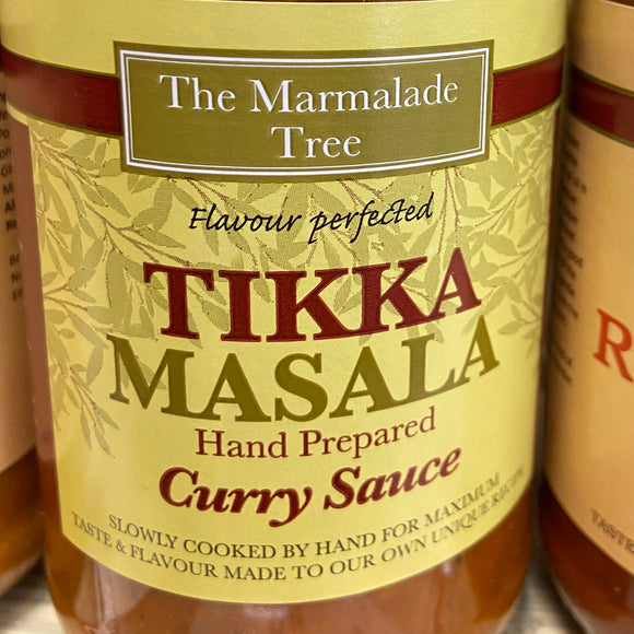 The Marmalade Tree - Tikka Masala Curry Sauce