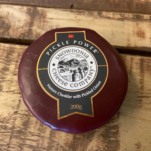Snowdonia Cheese Company - Pickle Power