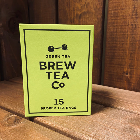 Brew Tea Co - Green Tea
