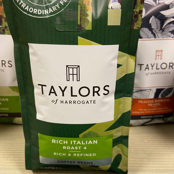 Taylors Coffee Beans