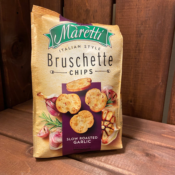 Maretti Bruschette Chips - Slow Roasted Garlic