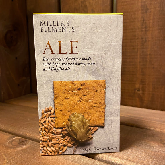 Miller's Elements - Ale Crackers