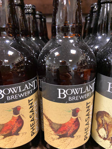 Bowland Brewery Pheasant Plucker