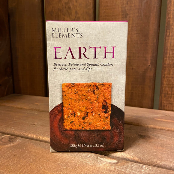 Miller's Elements - Earth Crackers