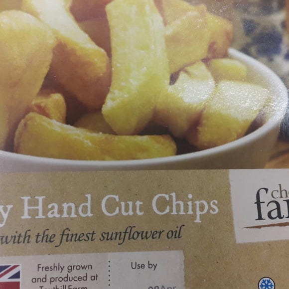 Cheshire Farms - Hand Cut Chips