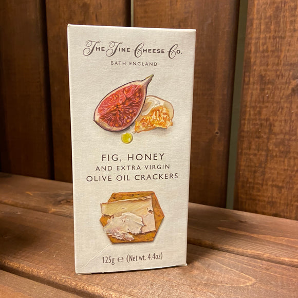 The Fine Cheese Co. - Fig, Honey & Extra Virgin Olive Oil Crackeres