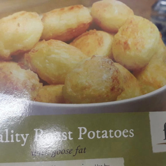 Cheshire Farms - Roast Potatoes in Goose Fat