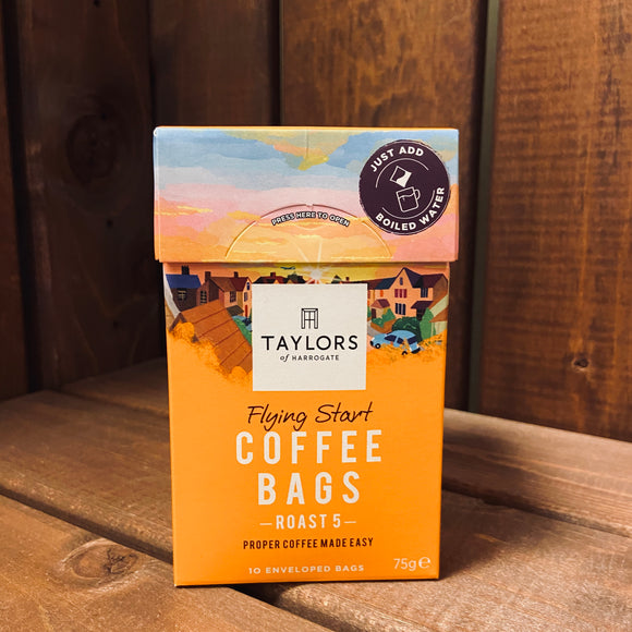 Taylors - Flying Start Coffee Bags