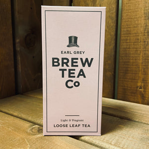 Brew Tea Co - Loose Leaf Earl Grey