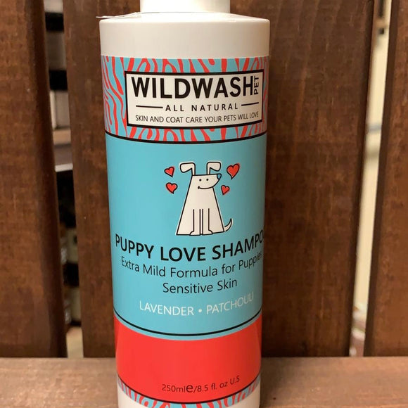 Wild Wash Pet - Puppy Love Shampoo