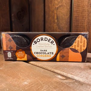 Border - Dark Chocolate Gingers