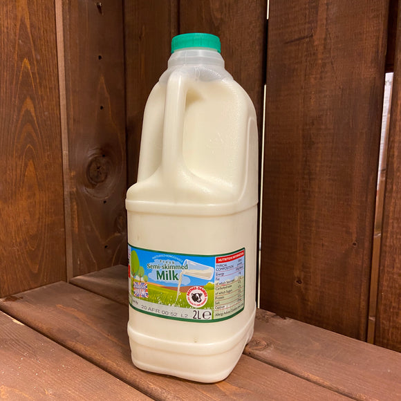 Semi Skimmed Milk - 2L