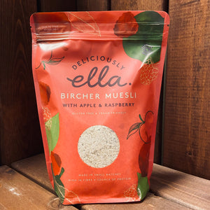Deliciously Ella - Bircher Muesli