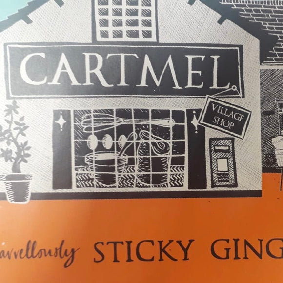 Cartmel - Sticky Ginger Pudding