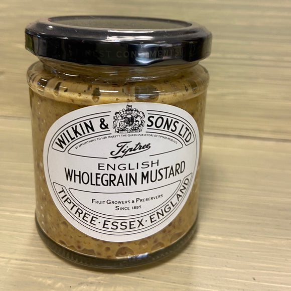 Wilkin & Sons Ltd - English Wholegrain Mustard