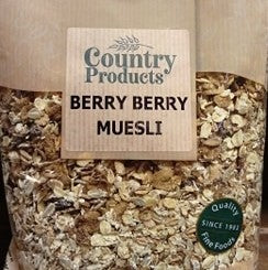 Country Products Berry Berry Muesli