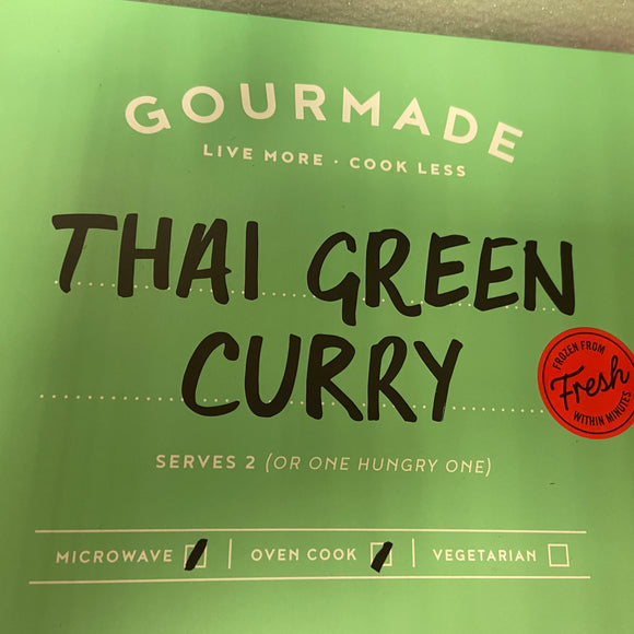 Gourmade - Thai Green Curry