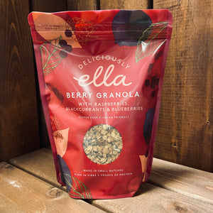Deliciously Ella - Berry Granola
