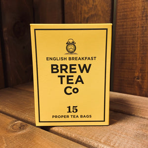 Brew Tea Co - English Breakfast