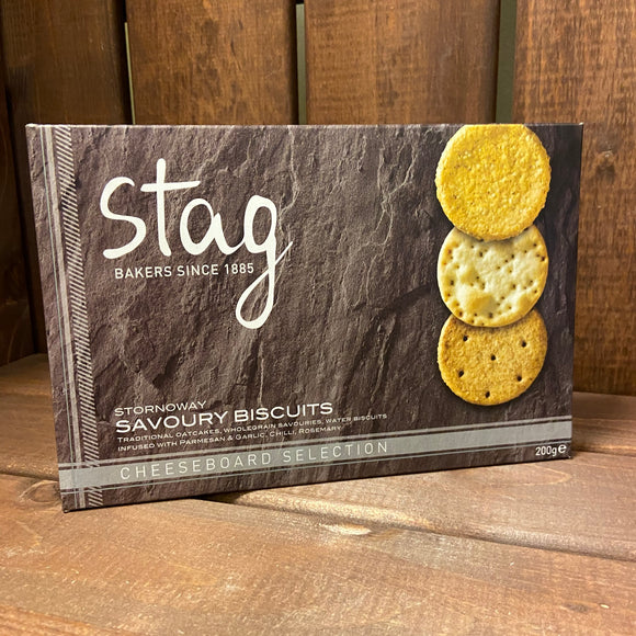 Stag - Savoury Selection Crackers