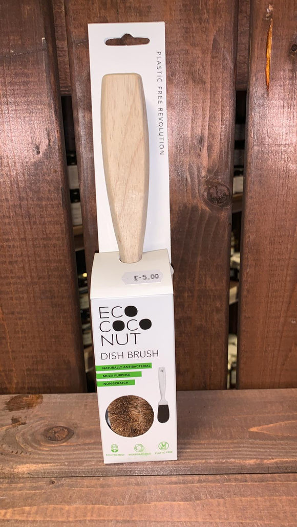 Eco Coconut - Dish Brush