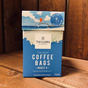 Taylors - Decaf Coffee Bags