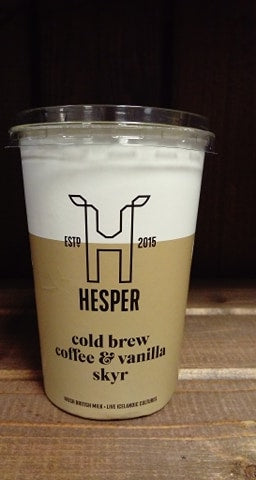 Hesper Skyr - Cold Brew Coffee & Vanilla