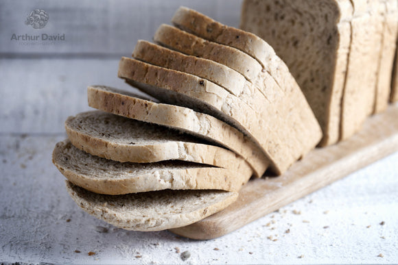 Large Sliced Granary Loaf