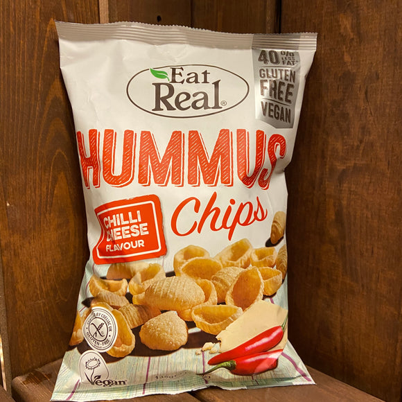 Eat Real - Chilli Cheese Hummus Chips