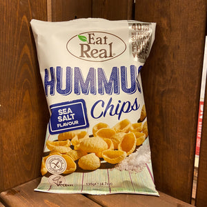 Eat Real - Sea Salt Hummus Chips