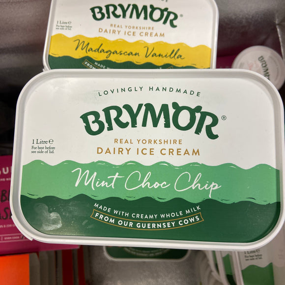 Brymor Ice-cream - Mint Choc Chip