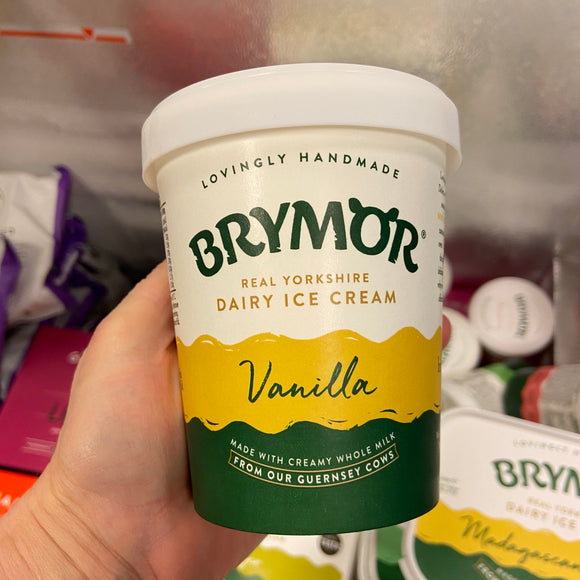 Brymor Ice-cream - Vanilla Small Tub