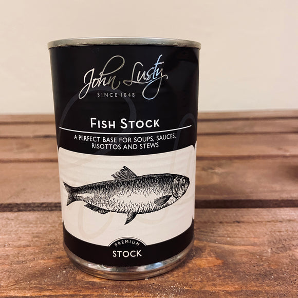 John Lusty - Fish Stock