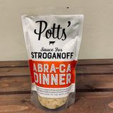 Potts' Abra Ca Dinner - Sauce for Boeuf Bourguignon
