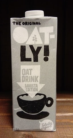 Oat-ly Milk