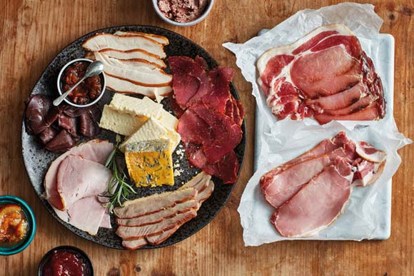 Luxury Smoked Meat Hamper