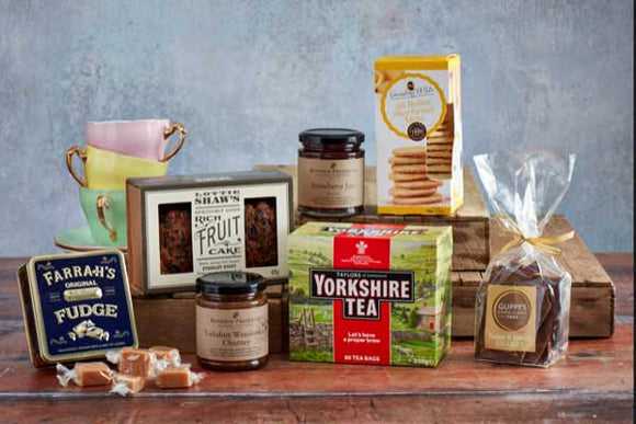 A Taste of Yorkshire Gift Box
