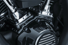 Load image into Gallery viewer, KURYAKYN Kool Kaps Bolt Covers - 2465 - Engine Kit for M8 Gloss Black