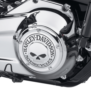 Harley-Davidson® Willie G Skull Derby Cover - 25700958