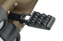 Load image into Gallery viewer, Harley-Davidson® Dominion Passenger Footpegs - Gloss Black - 50500992.