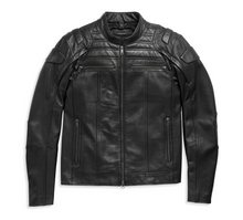 Load image into Gallery viewer, Harley-Davidson® Men's Auroral II 3-in-1 Leather Jacket - 98003-21VM