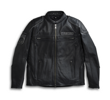 Load image into Gallery viewer, Harley-Davidson® Men's Auroral 3-in-1 Leather Jacket - 98097-16VM