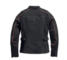 Load image into Gallery viewer, Harley-Davidson® Women's Fennimore Stretch Riding Jacket