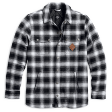 Load image into Gallery viewer, Harley-Davidson® Men's Reinforced Riding Shirt Jacket - 98192-17VM