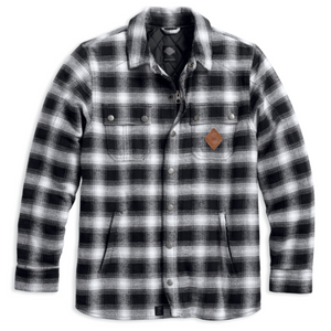 Harley-Davidson® Men's Reinforced Riding Shirt Jacket - 98192-17VM