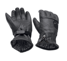 Load image into Gallery viewer, Harley-Davidson® Men's Admiral Under Cuff Gauntlet Gloves